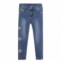 Pantalon vaquero estrellas