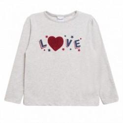 TMBB-JGI69722 mayoristas de moda infantil Camiseta love flock