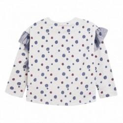 TMBB-JGI69732 mayoristas de moda infantil Camiseta topos