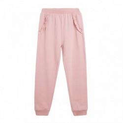 Conjunto rosa niña al viento