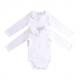 TMBB-BGI77506 proveedor ropa de bebé Bodys cuello volante -