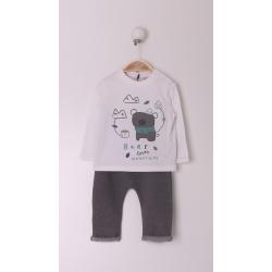 TMBB-29721 mayorista de ropa de bebéConjunto Rec Nacido