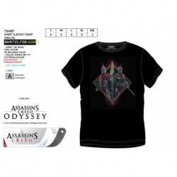 Camiseta assassins creed-SCI-RH9735B.F00-ASSASSINS CREED