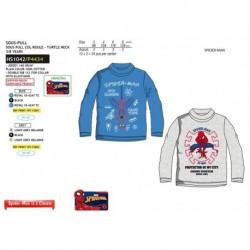 Camiseta manga larga cuello cisne 100%algodon-SCI-HS1042-SPIDERMAN