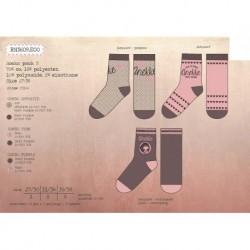 Pack 3 calcetines anekke-SCI-RH5609.E00-ANEKKE