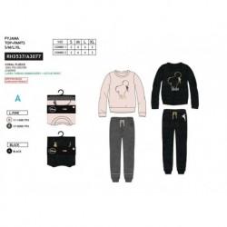Pijama largo coralina faries-SCI-RH3537-FAIRIES