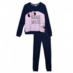 Pijama largo coralina minnie-SCI-RH3680-MINNIE