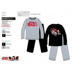 Pijama largo jersey star wars-SCI-RH3502-STAR WARS