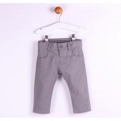 Pantalon loneta forrado 100% algodón