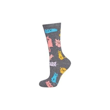 Calcetines estampado Ballet