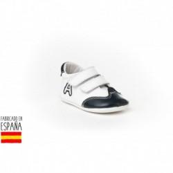 ANGI-266 mayorista de calzado infantil Zapatito suela blanda