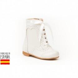 ANGI-1000 mayorista de calzado infantil Pascualas de piel
