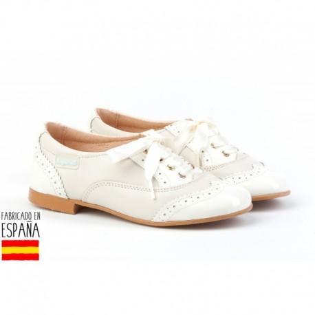 ANGI-1397 mayorista de calzado infantil Mocasines a dos