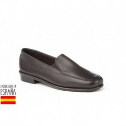Mocasín de piel calzado extra cómodo, made in spain - EVA MAÑAS - ANGI-2352