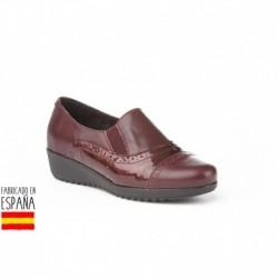 Mocasín de piel calzado extra cómodo, made in spain - EVA MAÑAS - ANGI-2994