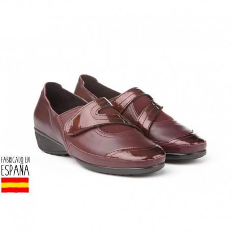 ANGI-3010 mayorista de calzado mujer al por mayorMocasín de