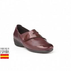 Mocasín de piel calzado extra cómodo, made in spain - EVA MAÑAS - ANGI-3010
