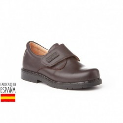 Colegiales cierre velcro, made in spain - ANGELITOS - ANGI-435-1