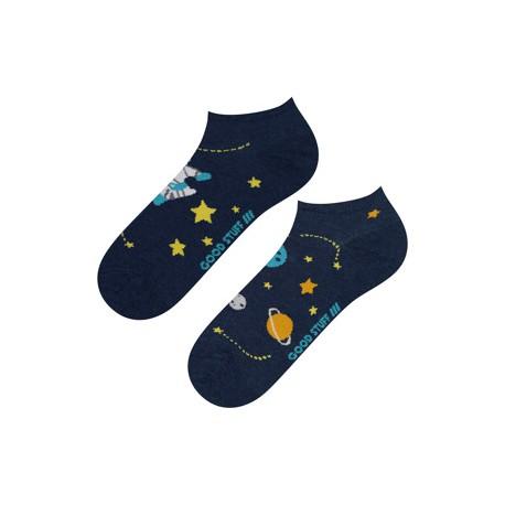 Calcetines estampados chico tipo Footies
