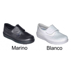 Mocasín de piel calzado extra cómodo, made in spain - MAÑAS - ANGI-2606