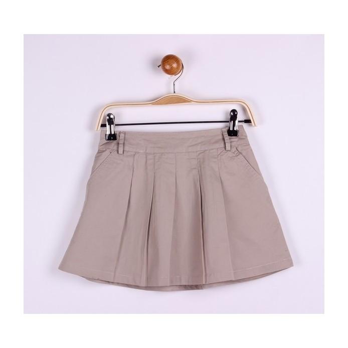 TMBB-KGI04928 Newness ropa infantiil al por mayor Falda loneta