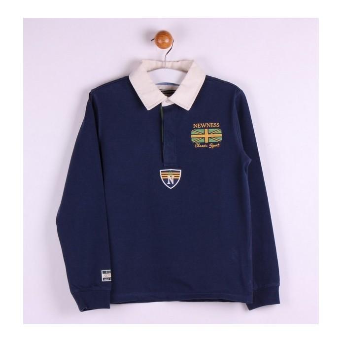 TMBB-KBI04437 Newness ropa infantiil al por mayor Polo algodón