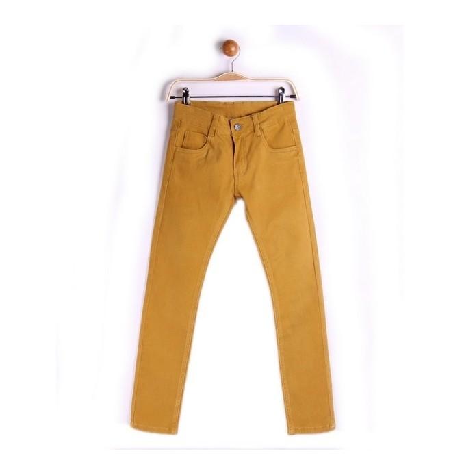 Pantalon vaquero pitillo 95% algodón 5% elastano - Newness - TMBB-KBI04406