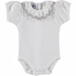 ALM-1198 fabricantes de ropa de bebe al por mayor babidu Body