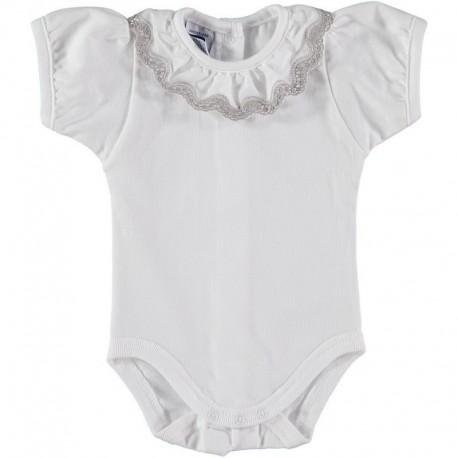 Comprar ropa de niño online Body cuello volante