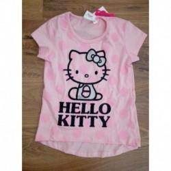 Camiseta manga corta dibujo hello kitty-ALM-4649