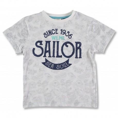 Comprar ropa de niño online Camiseta manga corta-ALM-18380