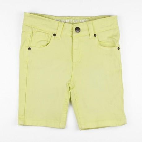Comprar ropa de niño online Bermuda simple-ALM-181075 ALM-181075