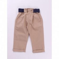 Pantalon loneta largo 100% algodón