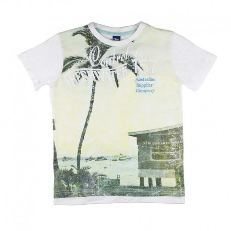 Comprar ropa de niño online Camiseta basics-ALM-181099