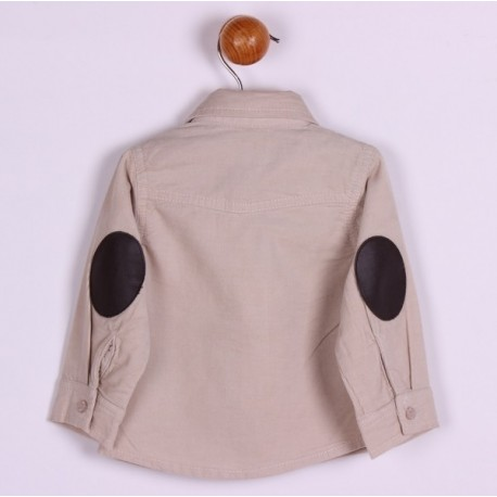 Comprar ropa de niño online Camisa manga larga-ALM-BBI02167