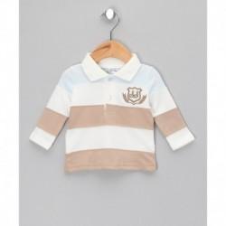Comprar ropa de niño online Polo con rayas-ALM-BBI03133