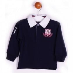 Comprar ropa de niño online Polo con un logo-ALM-BBI03143