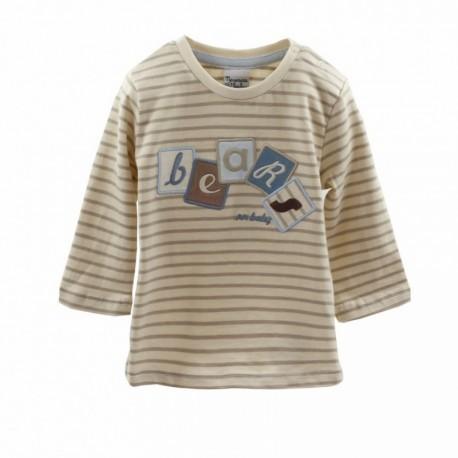 Comprar ropa de niño online Camiseta con dibujo-ALM-BBI05022
