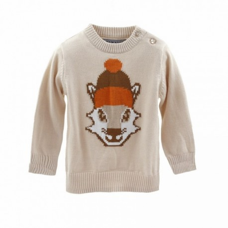 Comprar ropa de niño online Jersey punto fino