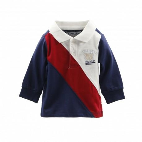 Comprar ropa de niño online Polo con un logo-ALM-BBI05056