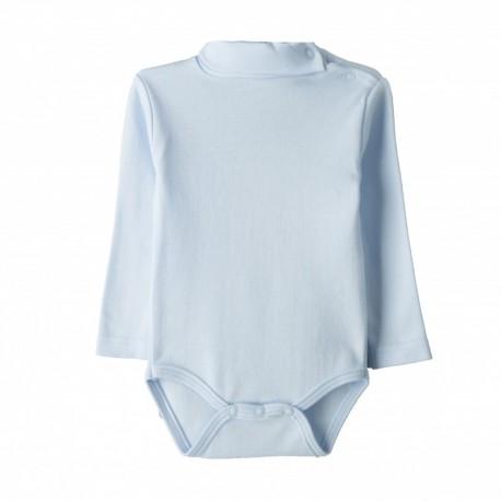 Comprar ropa de niño online Pack 2 bodies manga larga y cuello