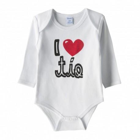Comprar ropa de niño online Pack 2 bodies ml algodon con