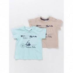 Camiseta con un barco-ALM-BBV04046