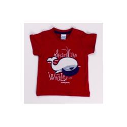 Camiseta con un dibujo-ALM-BBV06001