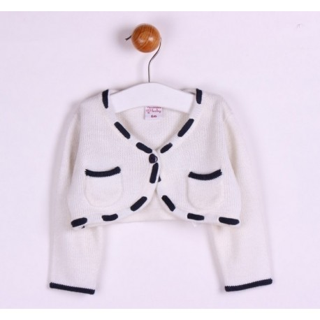 Comprar ropa de niño online Torera manga larga-ALM-BGI02504