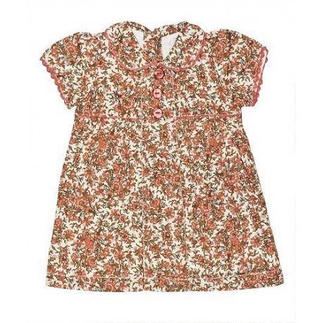 Comprar ropa de niño online Vestido manga corta