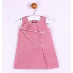Vestido tirante ancho micropana-ALM-BGI02567