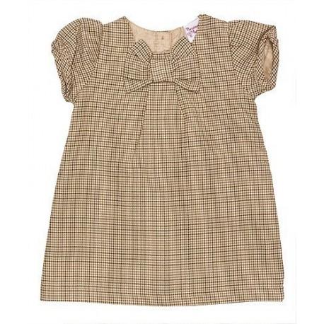 Comprar ropa de niño online Vestido manga corta-ALM-BGI02569