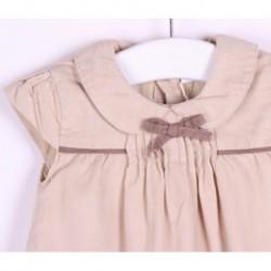Vestido manga corta-ALM-BGI03509