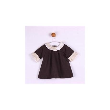 Comprar ropa de niño online Vestido manga corta-ALM-BGI03522
